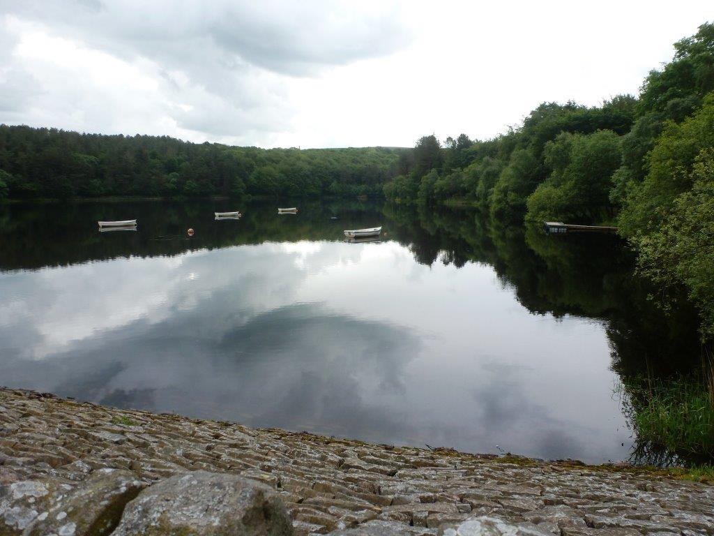 Roddlesworth reservoir 1
